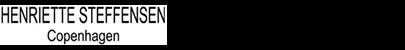 Logo Henriette Steffensen